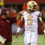 RT @SportsCenter: THIS JUST IN: Florida State considering punishment for Jameis Winston after yelling obscene phrase at student union. http://t.co/n32RSBsRyt
