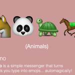 Run out emoji creativity? We have you covered. Emojimo automagically turns English into Emoji! http://t.co/HIER2wKfEI http://t.co/KnSVbVlBu7