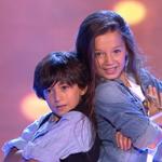 RT @PequeGigantesES: #PequeñosGigantes2 VÍDEO: Arte, duende y una forma de bailar que emociona, Lucía y Arturo> http://t.co/h4JLLlPR3A http://t.co/DoESDwWn3u