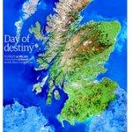 """El mapa de Escocia es la portada de @guardian: """"Day of destiny"""" http://t.co/9pahbyv3Z7 vía @suttonnick"""
