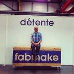 On a visité le @FabMake récemment ouvert à #Nantes. A découvrir bientôt dans nos colonnes. #NantesDigitalWeek #lab http://t.co/6cMpgnrKQj