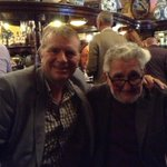 RT @charliewhelan: With trade union legend and big No voter ex fire fighters leader Ken Cameron in the Horseshoe bar Glasgow, http://t.co/fDQVDeBStk