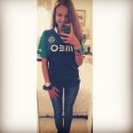 A Inês Silva também já está pronta para o #DiaDeSporting! E tu? Usa a hashtag para partilhar as tuas fotos! http://t.co/t4ebHJLkOu