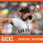 Madison Bumgarner goes for his 19th win as the #SFGiants face the D-backs at 12:40 p.m. PT. http://t.co/tjIzj4PFYy http://t.co/ncRpEsRc8Z