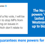 RT @YesScotland: Theres only ONE way to guarantee Scotland gets the powers we need: #VoteYES http://t.co/FRK19blwU7 #indyref http://t.co/U42xuEXTap