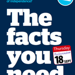 RT @GordonAikman: Undecided? Get the facts on why we are #BetterTogether here: http://t.co/9B85Vo6Y0O #indyref #voteno http://t.co/hAVVaGxLMN