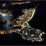 Perfil de #Cadiz  en la noche...http://t.co/BYJLjyoYnG