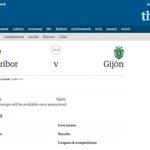 RT @JTFigueiredo: Maribor-Sporting...de Gijon?! Um bom exemplo da velha frase: «acontece aos melhores» http://t.co/hc75jvlNKS