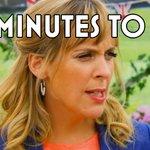 RT @BritishBakeOff: 30 minutes to go! #GBBO http://t.co/8Cwx44paUg