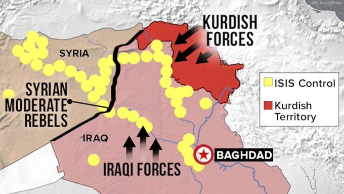 RT @ABC: Mapping Pres. Obama's strategy to defeat ISIS in Iraq: http://t.co/5URg2lJDbE http://t.co/vfdOrjTEtl