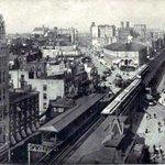 RT @NewYorkologist: Sixth Avenue El at Herald Square, New York City, 1888   #NYC #NY http://t.co/t9ToACQM6R