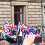 RT @Andy_FCBoxing: Wow a Nazi salute for some No voters... Do the right thing and #VoteYes http://t.co/ltAs4LkqCz