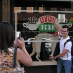 RT @AOL: Iconic Friends coffee shop Central Perk opens its doors in New York City: http://t.co/60ubJG9zGj http://t.co/WlsSiQxSXV