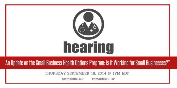 UPCOMING HEARING: Small Biz SHOP program tomorrow @ 1PM. More info here..http://t.co/RP3S3Jaynn #smallbizSHOP #pjnet http://t.co/rJqvFJKEzv