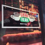 """RT @NBCNewYork: PHOTOS: This is what it looks like inside the """"Friends"""" Central Perk cafe in SoHo http://t.co/EWyAEv3kCm http://t.co/Ohb9m4p9SY"""