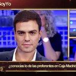 RT @martalatita: #PedroSanchezEH Después d @Salvame_Diario y El Hormiguero PedroSánchez tiene nivel d ir al polígrafo d Sálvame deluxe http://t.co/SC8q8lMPLp