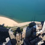 RT @ChooseChicago: Fun shadow photo of @360chiviews! Its a beautiful day in #Chicago share your favorite photos today w/ #mychicagopix http://t.co/ouWZvKI7gO