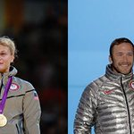 Congratulations to Olympic medalists @Judo_Kayla and @MillerBode on their induction into @TheSportsMuseum tonight!