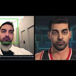 RT @BleacherReport: VIDEO: NBA 2K15 introduces face-scan technology for PS4 and Xbox One http://t.co/c1vOPatpyg http://t.co/0i9wM07eO2