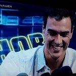 RT @mjpartera: Grande @sanchezcastejon , cercano , divertido ! @El_Hormiguero #PedroSanchezEH http://t.co/Tv8bxaJqAc