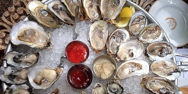 OYSTERS! You're welcome.  #oystersoberfest #nyoysterweek http://t.co/AvCTVc5246