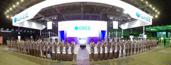[イベント]「東京ゲームショウ2014」が開幕しました! 4度目の出展となる、グリーのブースにぜひお越しください! グリーブースについてはこちらをご覧ください。http://t.co/nhxnpwQUiq #gree #tgs2014 http://t.co/v2KZDTI73O