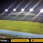 #CCL   Así luce el Estadio Nacional Mateo Flores a media hora del partido Municipal vs. Real España. Vía: @EUDeportes http://t.co/muw6mJVmcL