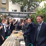 RT @prbod: A toast to the success of Brightons Circus Street regeneration tonight in Hove! http://t.co/j2XVAw4SIF