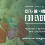 Supporting clean drinking water is common sense: http://t.co/u9kS5MPJCo #CleanWater