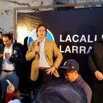 """RT @Todosuy: @luislacallepou """"si queremos gobernar para todos nos esta prohibido hablar mal del otro"""" http://t.co/kU9A72VbQ8"""