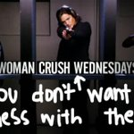 EXCLUSIVE! These ladies team up to be your #WomanCrushWednesday every week on NBC! http://t.co/9EgdbZYRYl