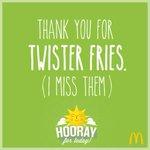 Best day ever! #HoorayForToday #TwisterFries is baaaack! #MinsanLangTo http://t.co/BKv8593CrC