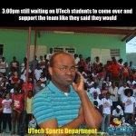 UTech Sports department Staff be like!!! #RETWEEEEEEETTTTTTTTTT http://t.co/94leCEfUv9