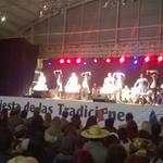 Inauguración de Fiesta de las Tradiciones, en parque SAVAL de #valdiviaCl. Excelente presentación de Proa a Popa. http://t.co/UmVlzEomLs
