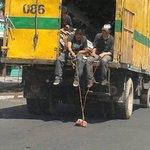 """RT @EmisorasUnidas: La diversión no tiene límites. Juego de """"carritos"""" en #TráficoGT del bulevar sur de San Cristóbal. Foto: @fajardogl http://t.co/7ygx8DqFvU"""