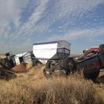 Accident on Cana and Nord Cana Hwy sends one to hospital via helicopter #norcal #chicoca #walnuts http://t.co/7wVn85u5sA