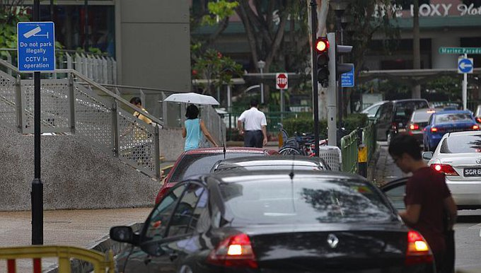 More CCTV cameras to deter illegal parking http://t.co/s23lEBfgGe http://t.co/9F9CgizeVM