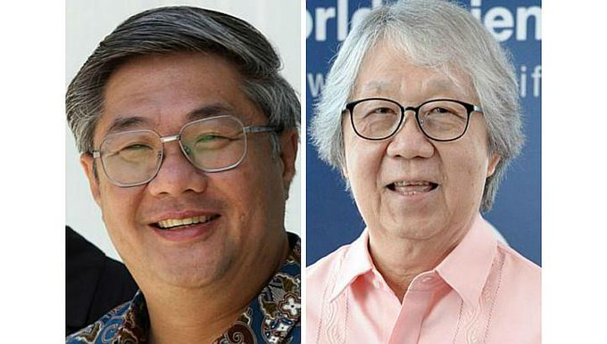 Walter Woon, Tommy Koh differ on 377A anti-gay sex law at NUS forum http://t.co/ULdO3JoNwJ http://t.co/XQHe0WbIl5