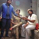 RT @galattadotcom: #Purampokku stills! #Arya #VijaySethupathi #Shaam @shaamactor @Dhananjayang @Actorarya_FC @VIJAYSETHUFANS