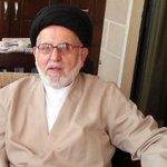 RT @jarasscoop: وفاة العلامة السيد هاني فحص اثر صراع مع مرض عضال #Lebanon #لبنان http://t.co/XGho8u4qrC