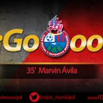 RT @Rojos_Municipal: ¡GOOOOOOL ROJO! http://t.co/3kIavS7Hku #DaleRojo http://t.co/EoUcHnJQPI