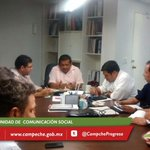 Reunión @MegaDrenaje Fortalecimiento de medidas preventivas @SCoordinacion @ferortegab http://t.co/x8Cgi8oKSg http://t.co/gtrwXVMta9