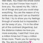 Matt I love you ????✨ Ill always support you I promise???? Ill be here for you no matter what???? @TheMattEspinosa http://t.co/maYtZRo348 x5799