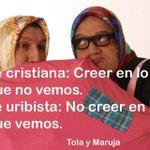 Con los fanáticos #Uribistas simplemente no hay caso   #SeRetiraComoUribe https://t.co/xtU1qD1OJ5