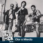RT @GritaRock: Olor a Mierda [Punk - Manizales] - Sábado 11 de octubre - Manizales Grita Rock 2014 #MGR2014 http://t.co/l05qVpFEa2
