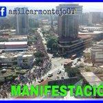 Mañana #tráficoGT. Marcha Campesina. 08:00 hrs. Obelisco, Reforma, 7 avenida zona 1. PDH, Congreso y Presidencia. http://t.co/6o14niRXej