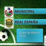 DEPORTES: @Rojos_Municipal golean a @rcdespana en Estadio Mateo Flores en Liga de Campeones #CONCACAF. DETALLES -► http://t.co/qyc2iEqatR