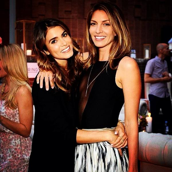 Fun night celebrating #Parker on spring event with @NikkiReed_I_Am and the A list magic makers! http://t.co/nCGpABdtHY