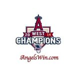 RT @AngelsWin: Ladies & Gentlemen ... your @Angels are the 2014 AL West Champions!!! http://t.co/Vhqny46foY