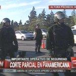 #TransitoBUE: Corte parcial en el km 31 de Panamericana altura El Talar, mano al norte http://t.co/JnpXVjKdjr http://t.co/y9d35GOzrg